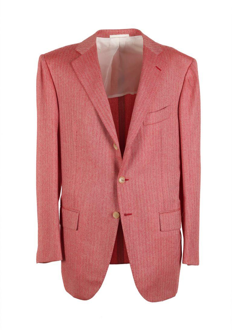 Attolini Sport Coat Size 50 / 40R U.S. 100% Cashmere - thumbnail | Costume Limité