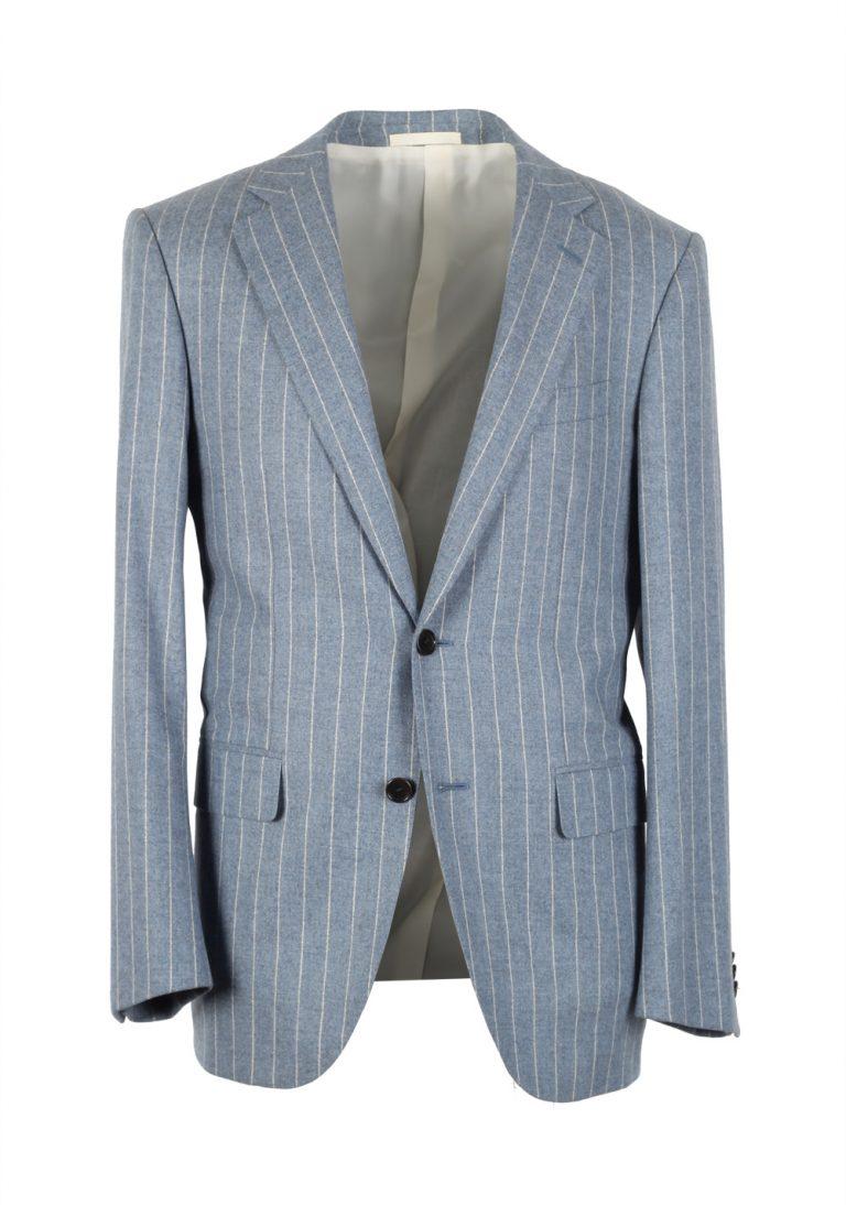 Caruso Suit Size 48 / 38R U.S. Wool - thumbnail | Costume Limité
