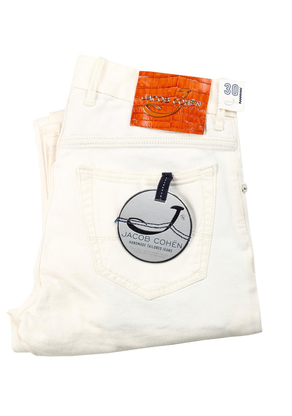 Jacob Cohen Jeans J620 Size 46 / 30 U.S. Second Premium Edition   Costume Limité