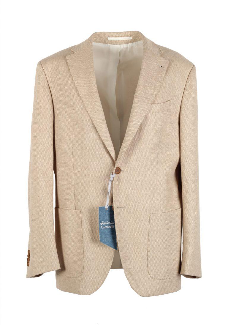 Cantarelli Sport Coat Size 50 / 40R  U.S. Wool Angora Cashgora - thumbnail | Costume Limité