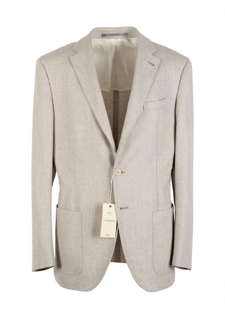 Cantarelli Sport Coat Size 50 / 40R U.S. Wool - thumbnail | Costume Limité
