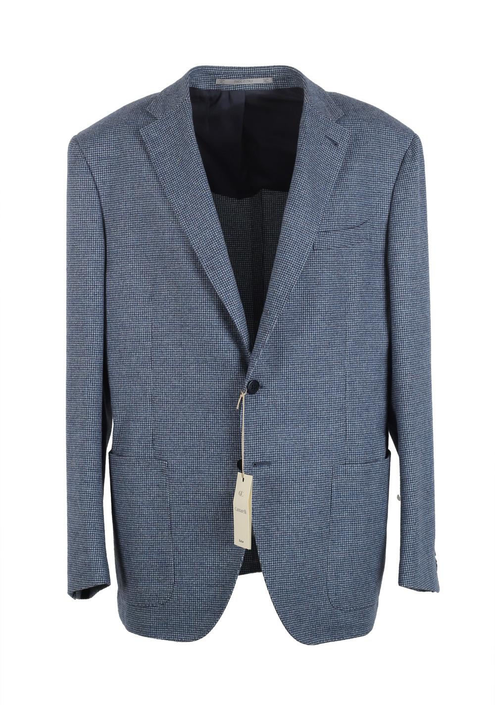 Cantarelli Sport Coat Size 54 / 44R U.S. Wool   Costume Limité
