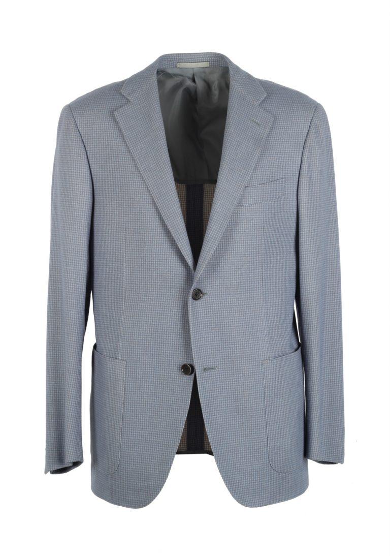 Caruso Sport Coat Size 48 / 38R U.S. Wool Angora Cashmere - thumbnail | Costume Limité