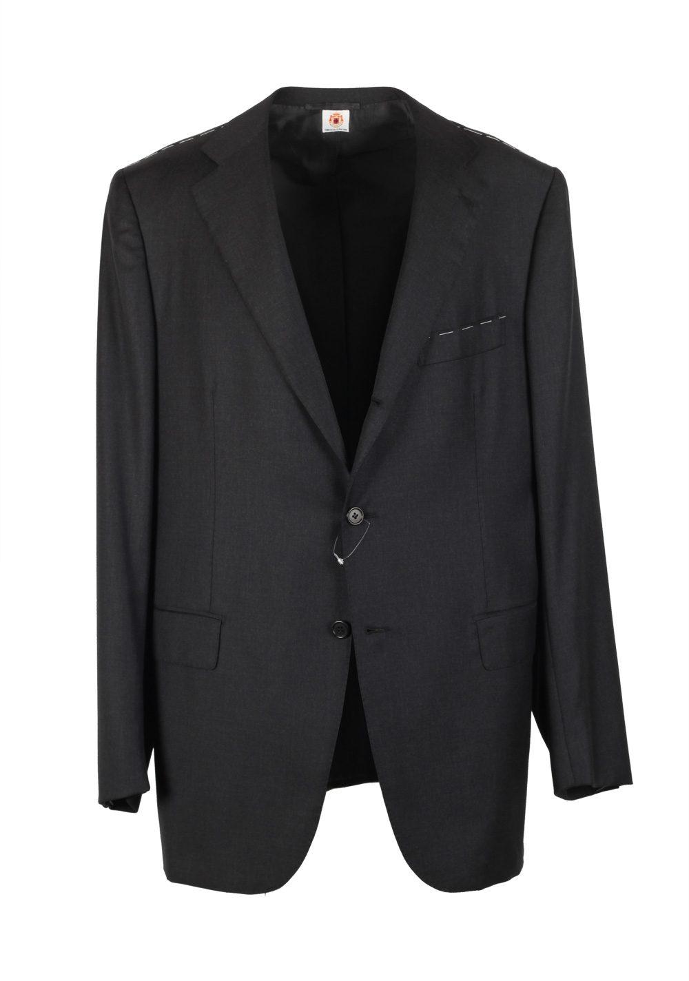 Borrelli Suit Size 58 / 48R U.S. Wool | Costume Limité