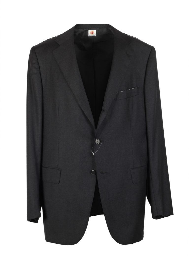 Borrelli Suit Size 58 / 48R U.S. Wool - thumbnail | Costume Limité