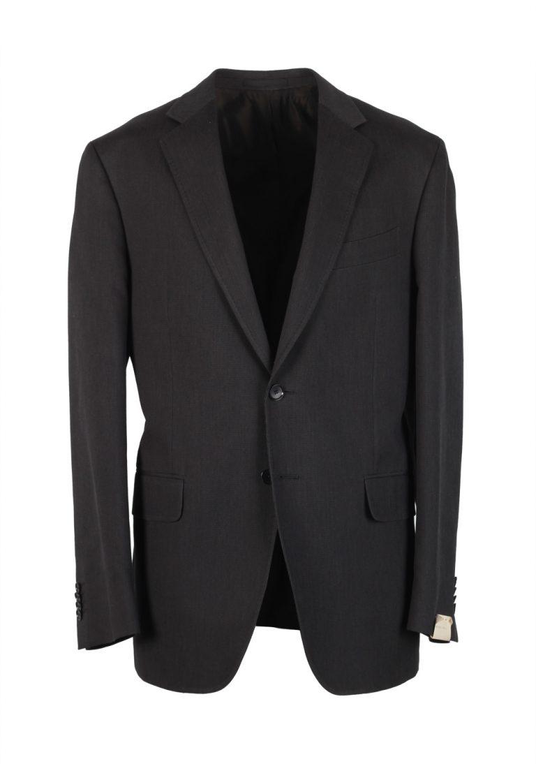 Boglioli Charcoal Suit Size 50 / 40R U.S. - thumbnail | Costume Limité