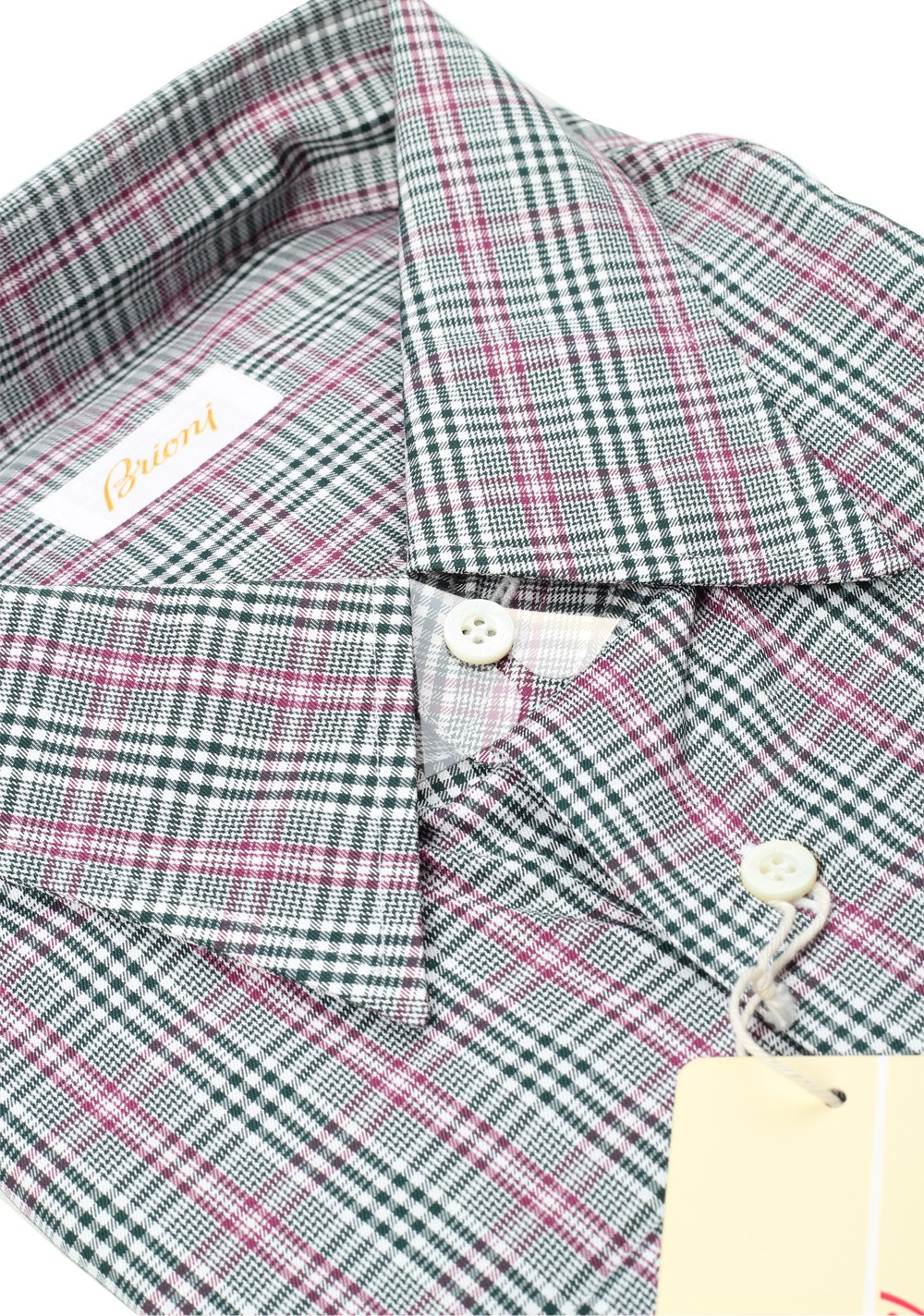 Brioni Shirt Size II – 39 / 15.5 U.S. | Costume Limité