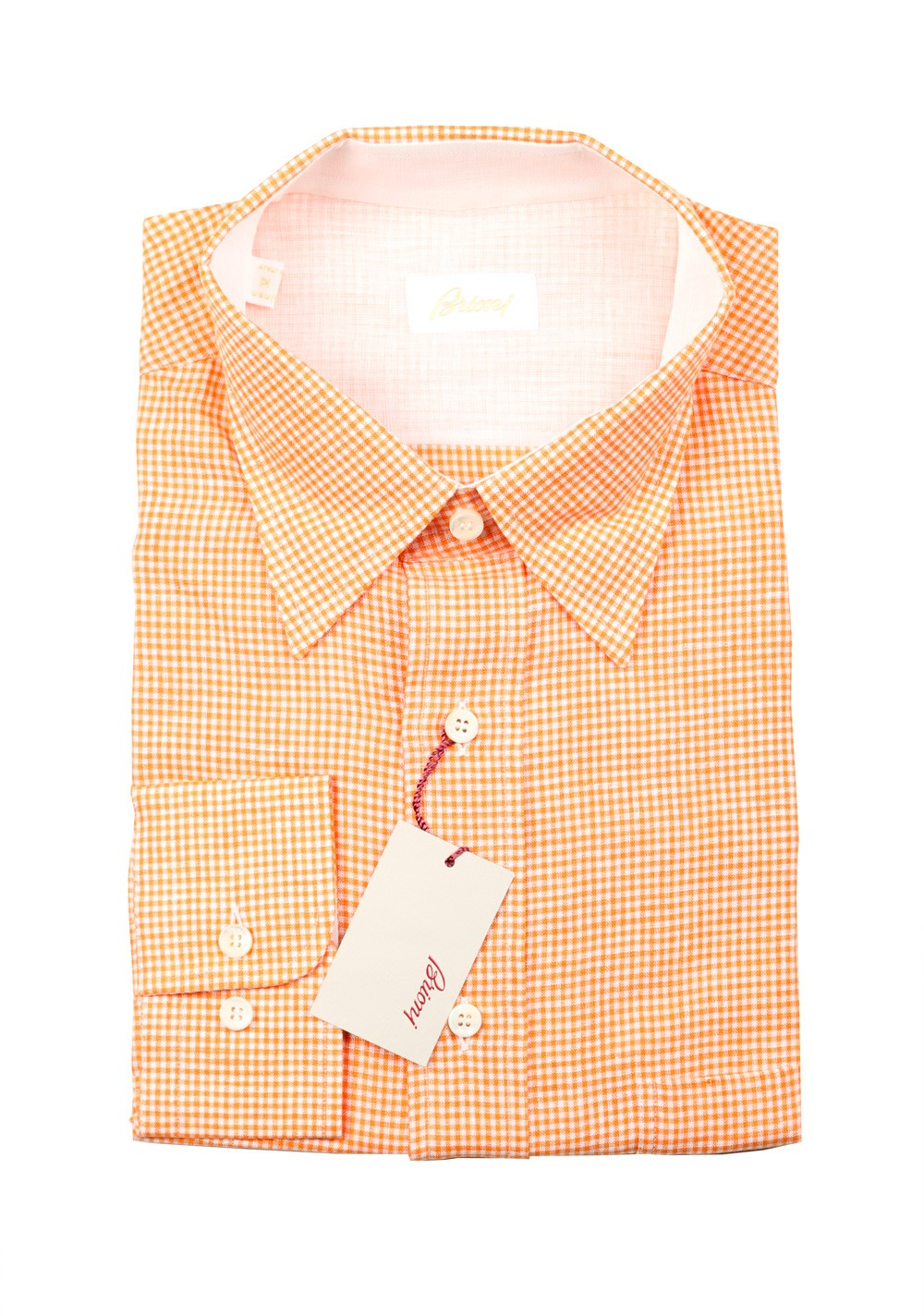 Brioni Shirt Size V – 43 / 17  U.S. | Costume Limité