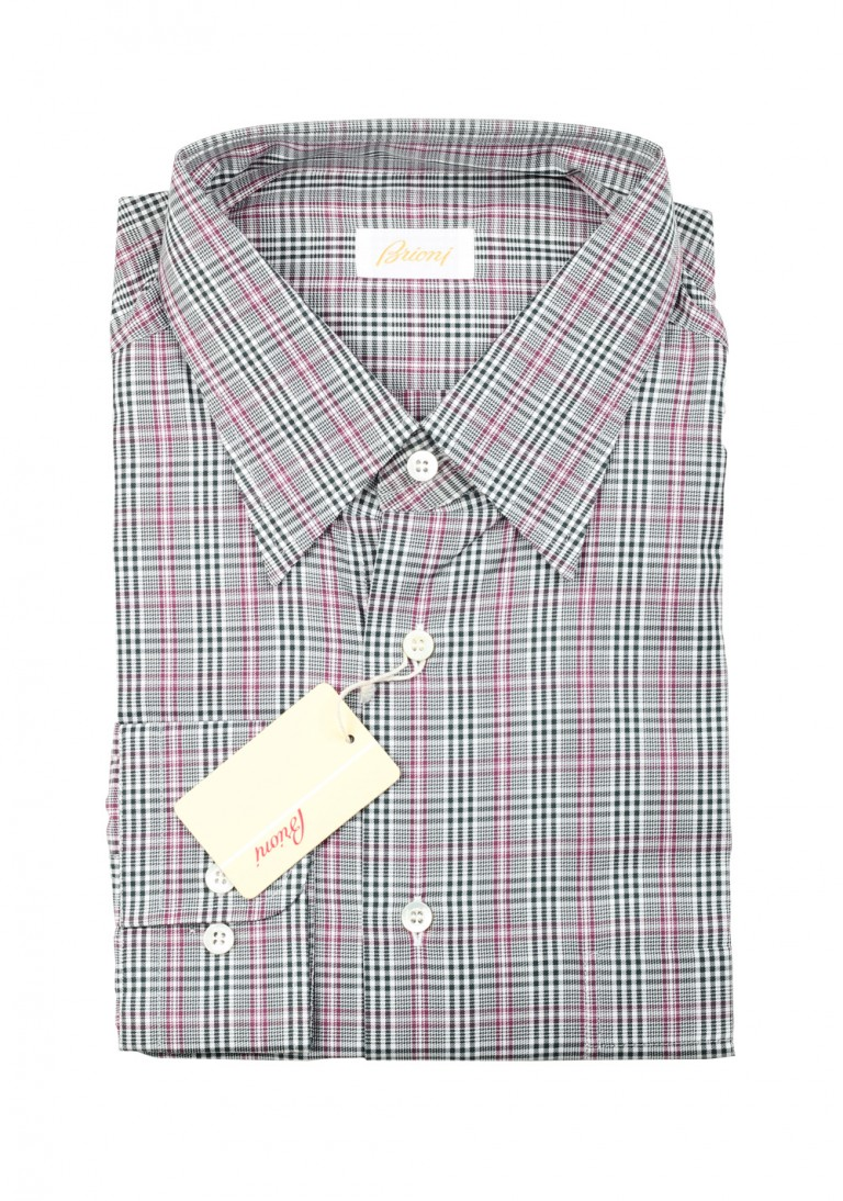 Brioni Shirt Size V – 43 / 17  U.S. - thumbnail | Costume Limité