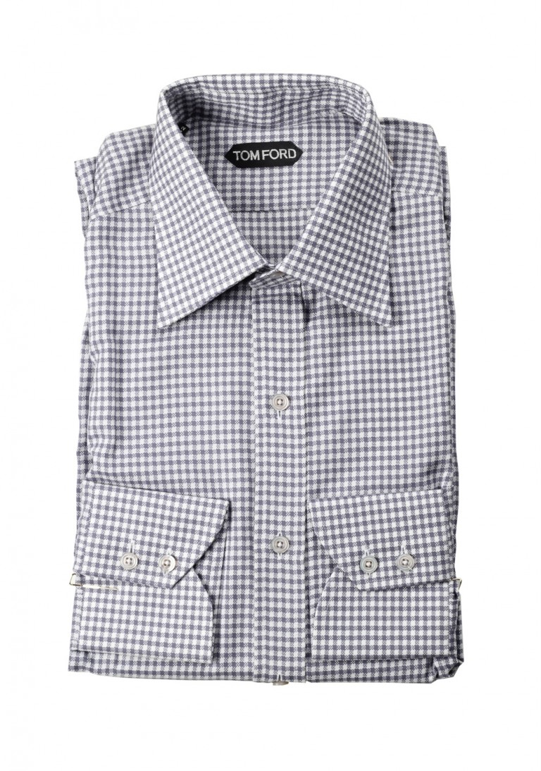 TOM FORD Shirt Size 42 / 16,5 U.S. - thumbnail | Costume Limité