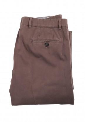 Brunello Cucinelli Cotton Trousers Size 54 / 38 U.S. - thumbnail | Costume Limité
